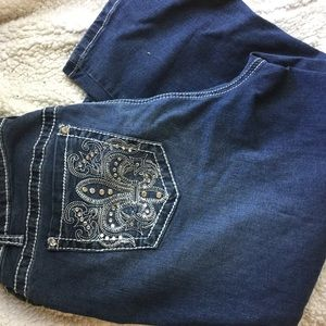 Earl Jeans cropped